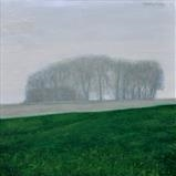 Heavenfield by Matthew Hickey, Painting, Oil on canvas