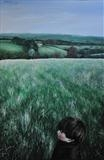 Warksfield Head by Matthew Hickey, Painting, Oil on canvas